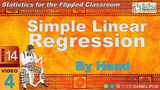 14-4 Simple Linear Regression by Hand