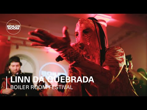 Linn Da Quebrada | Boiler Room Festival | Day 2: Rap