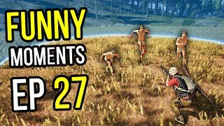 Gambar cover PUBG: Funny Moments Ep. 27