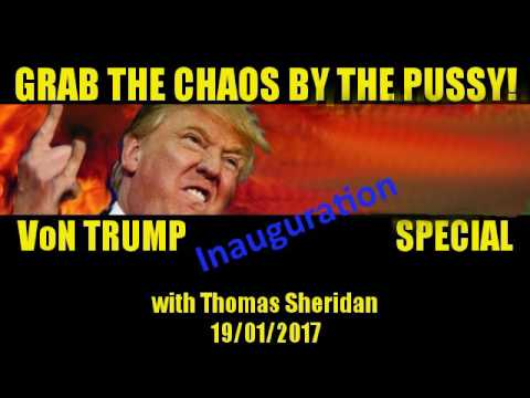 The Velocity of Now Jan 19, 2017 with Thomas Sheridan TRUMP Presidential Inauguration 2017
