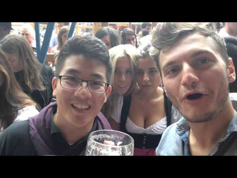 Trip to Germany - Munich, Oktoberfest 2015