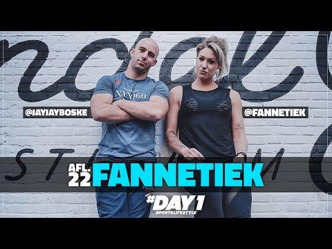 DE DAY1 GIRLS-SPECIAL met Fannetiek || #DAY1 Afl. #22