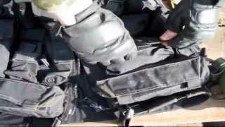 Обзор грязной разгрузки омон от компании сплав