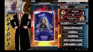SS Fusion!! I Made the LIST!!! DOH!! Also, Team RTG COMPLETE!! WWE Supercard #388