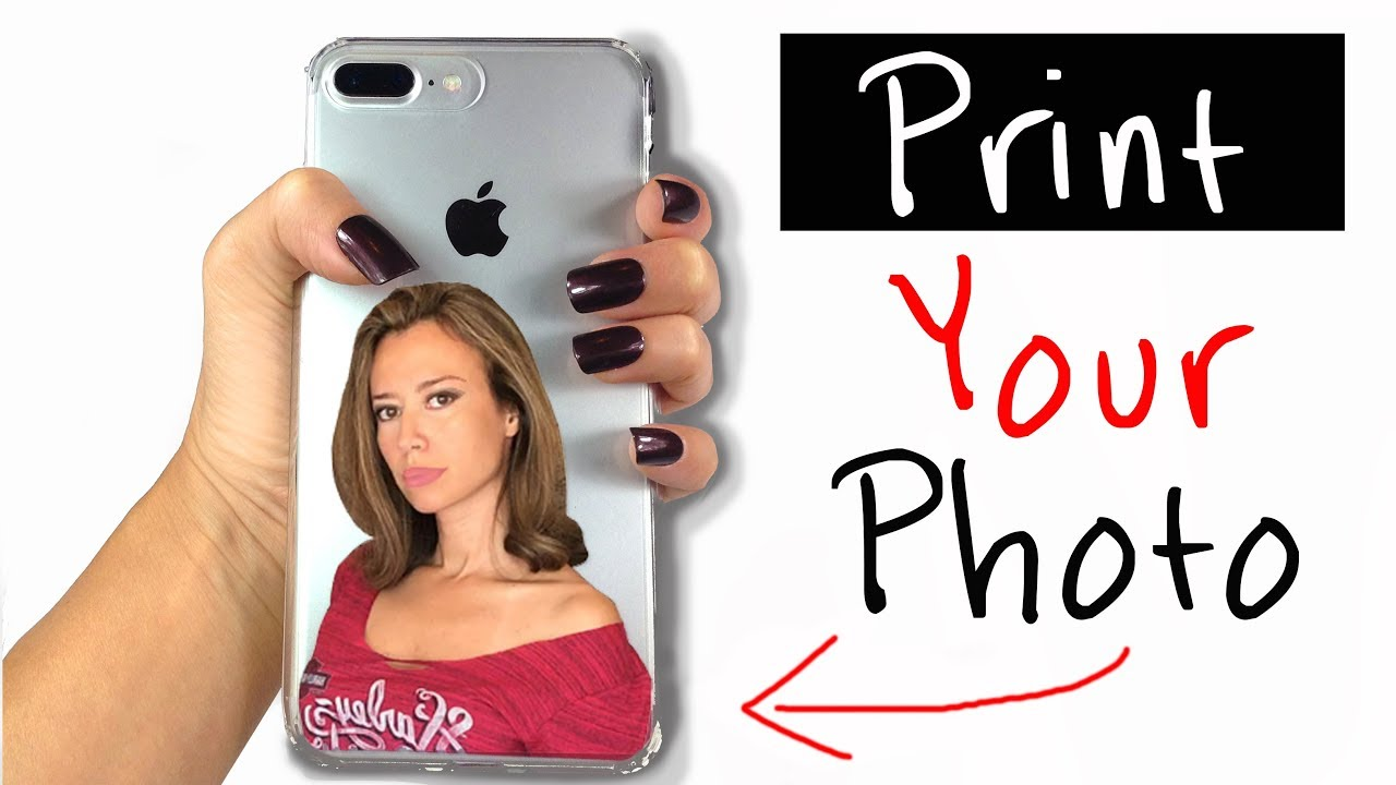 info for 79390 5c749 How to Print Your Photo on Phone Cover DIY