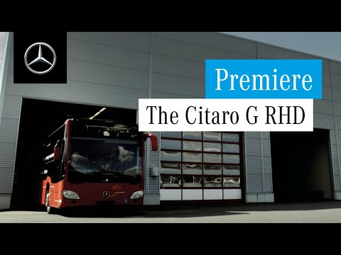 Mercedes-Benz Buses | Citaro G RHD Japan