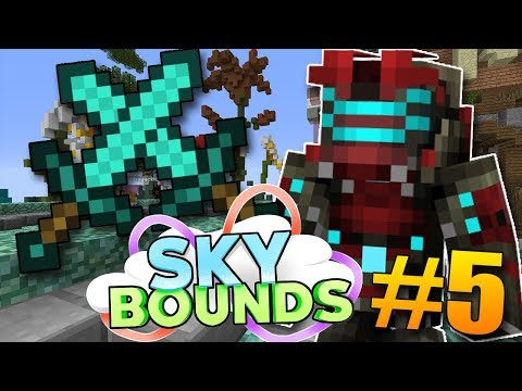 WARZONE CHALLENGE! - Minecraft Skybounds #5