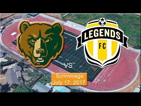 Riverside Poly HS (Girls Varsity) vs. Legends FC - East Riverside G01