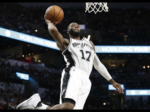 Jonathon Simmons NBA Mix - Self-Made