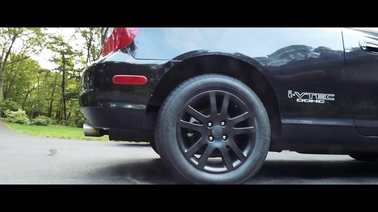 Painting My Stock Rims | 2003 Honda Civic Si EP3