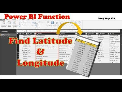 power-bi-latitude-and-longitude-function-|-bing-map-api