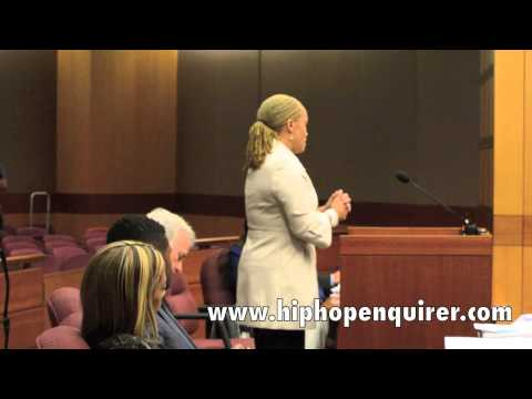 Exclusive: Closing arguments in Raymond v. Raymond - Part 2 (The Usher Raymond Show)