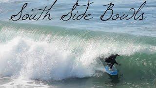 South Side Bowls | Surfing Huntington Beach