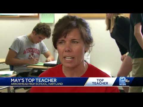 May's Top Teacher: Terri Carnell, Arrowhead High School