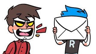 Rezo Brief und Fragen