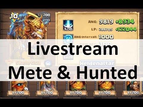 CC Stream Mete kauft 5er Erquiken Set bei 400 Zuschauern by Hunted & Meteor