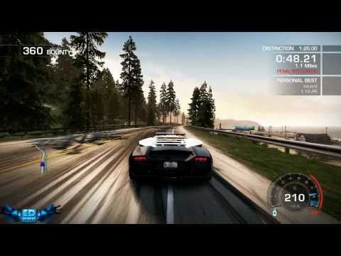 Need For Speed Hot Pursuit 2010  PC Gameplay Part 4 Maximus Settings 720p HD