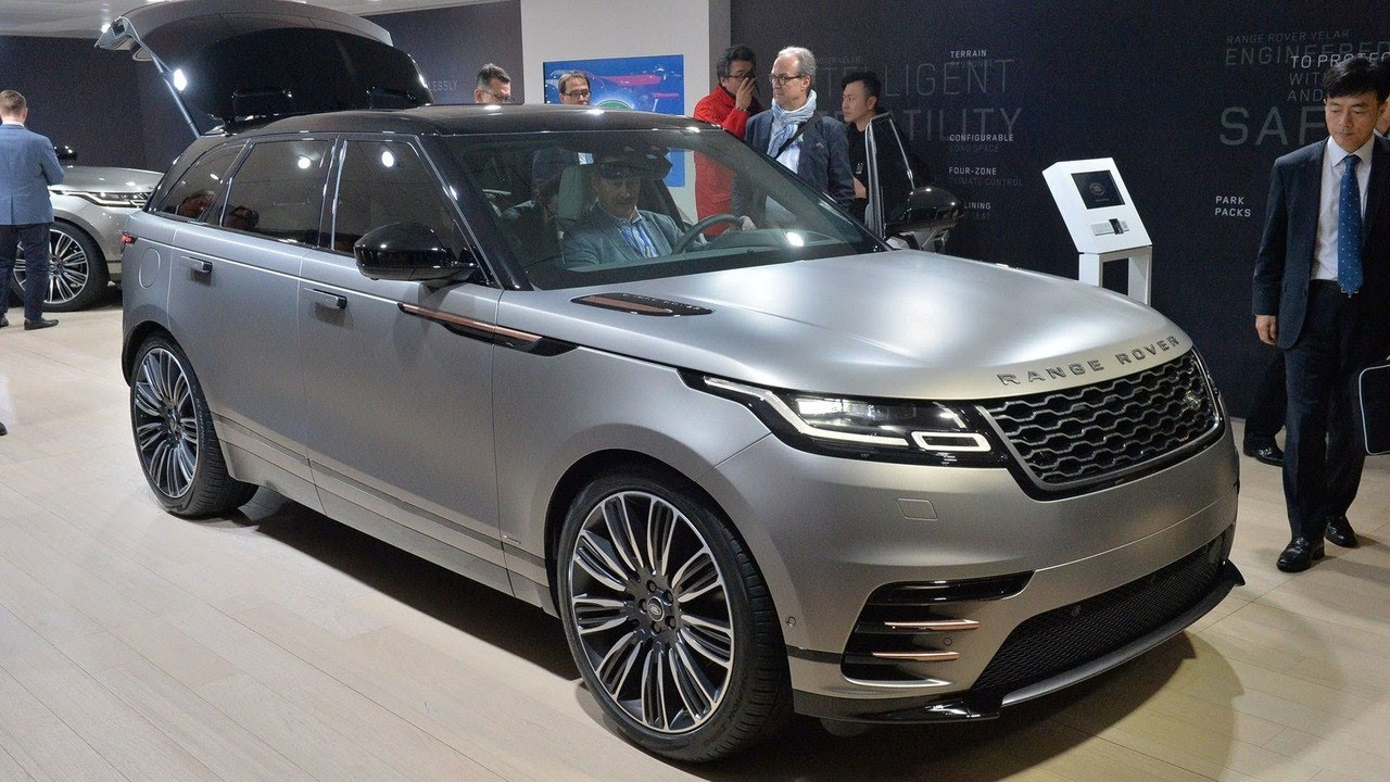 2018 Range Rover Velar Interior Exterior Specs And Price