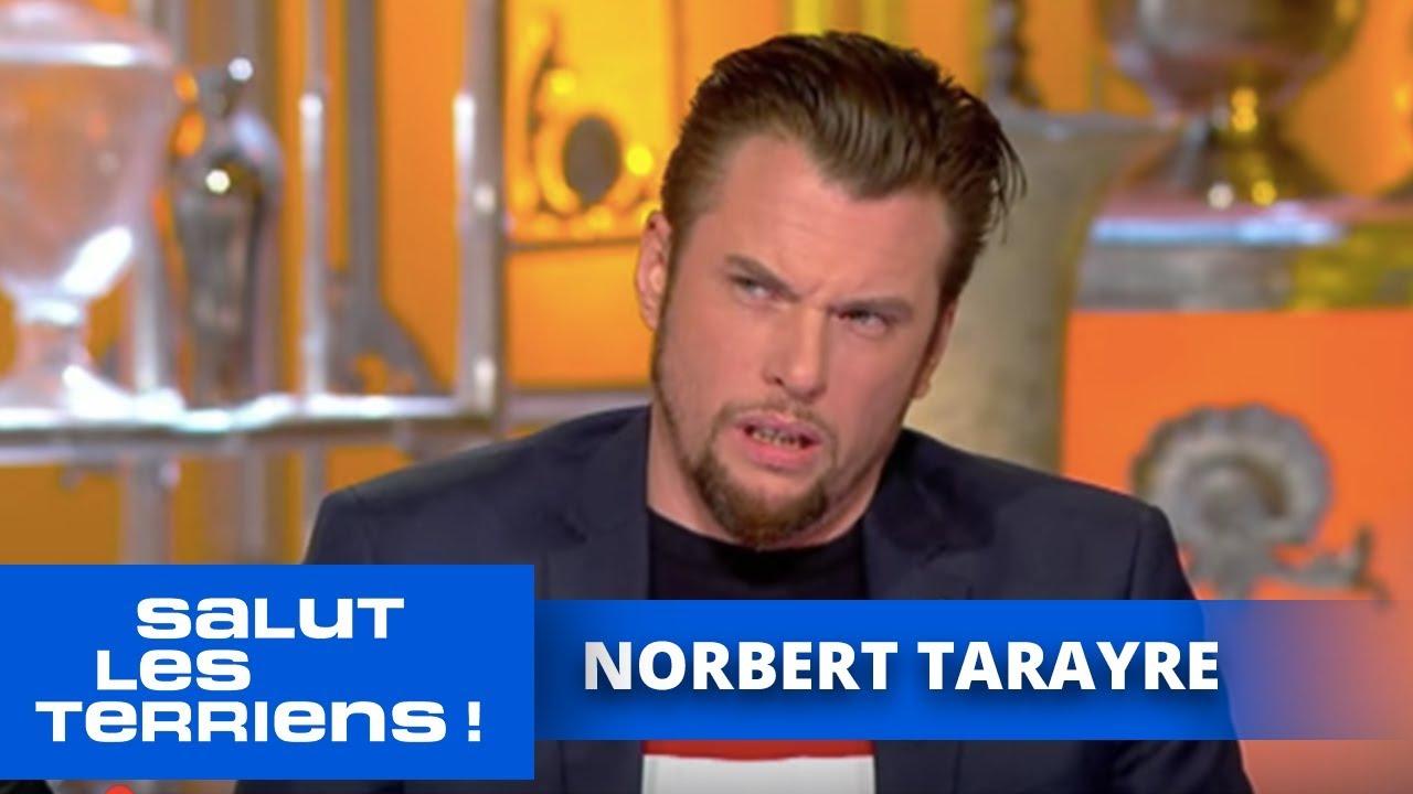 Norbert Tarayre : « Mes enfants sont tout pour moi, comme ma femme » - Salut les Terriens