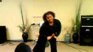 I almost let go- Kurt Carr (praise dance)