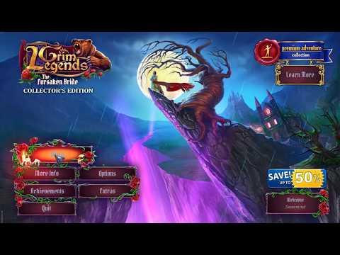 Grim Legends: The Forsaken Bride Gameplay - First Look  