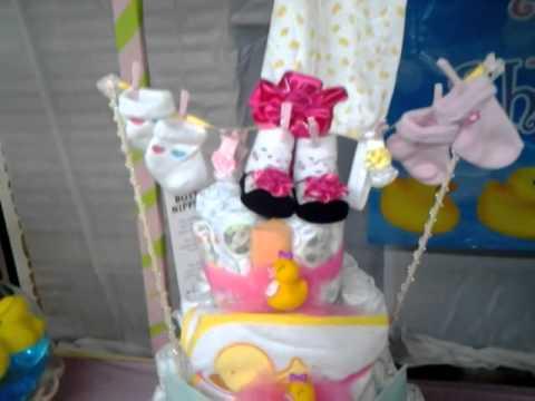 Arreglo De Salon Para Baby Shower (ni A)