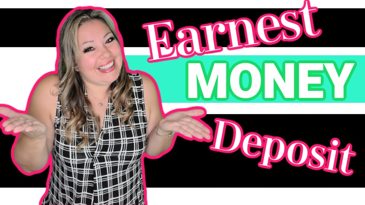 What is an Earnest Money Deposit - Where does it Go