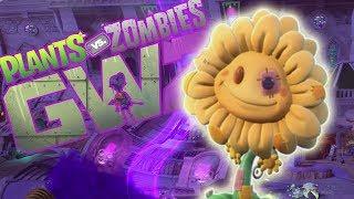 Plants vs. Zombies: GW 2 #65 - STUFFY SUNFLOWER vs Yooguruto