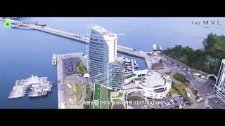 엠블호텔 여수 항공영상 5.2K 고화질 대명리조트 드론…
