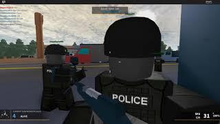 Jeu Roblox RUSH - [ BETA In-dev ] SWAT VS RUSH