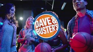 Dave & Buster's l Half Off ...
