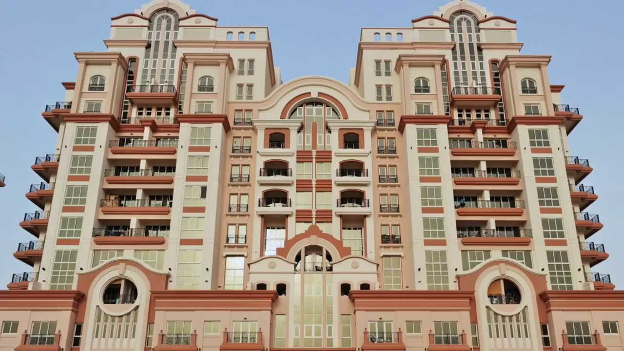 Dubai Sports City, Canal Residence West, 2 BR Apt with ...