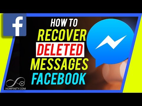 How to retrieve archived messages on facebook messenger iphone 2020