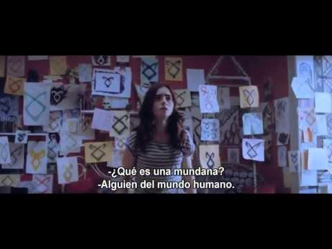 Cazadores de Sombras - Ciudad de Hueso I Trailer Sub Español