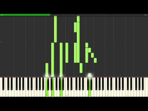 Mitsuha No Theme - Kimi No Na Wa (Synthesia Piano Tutorial)