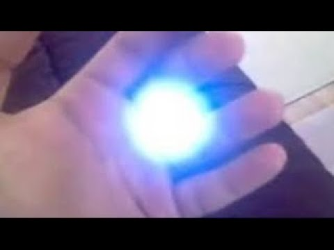 How To Make A Psi Ball In 5 Minutes: Learn Psychic Telekinesis Training For Beginners
