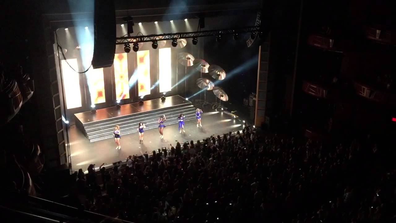 Fifth Harmony Summer Reflection Tour