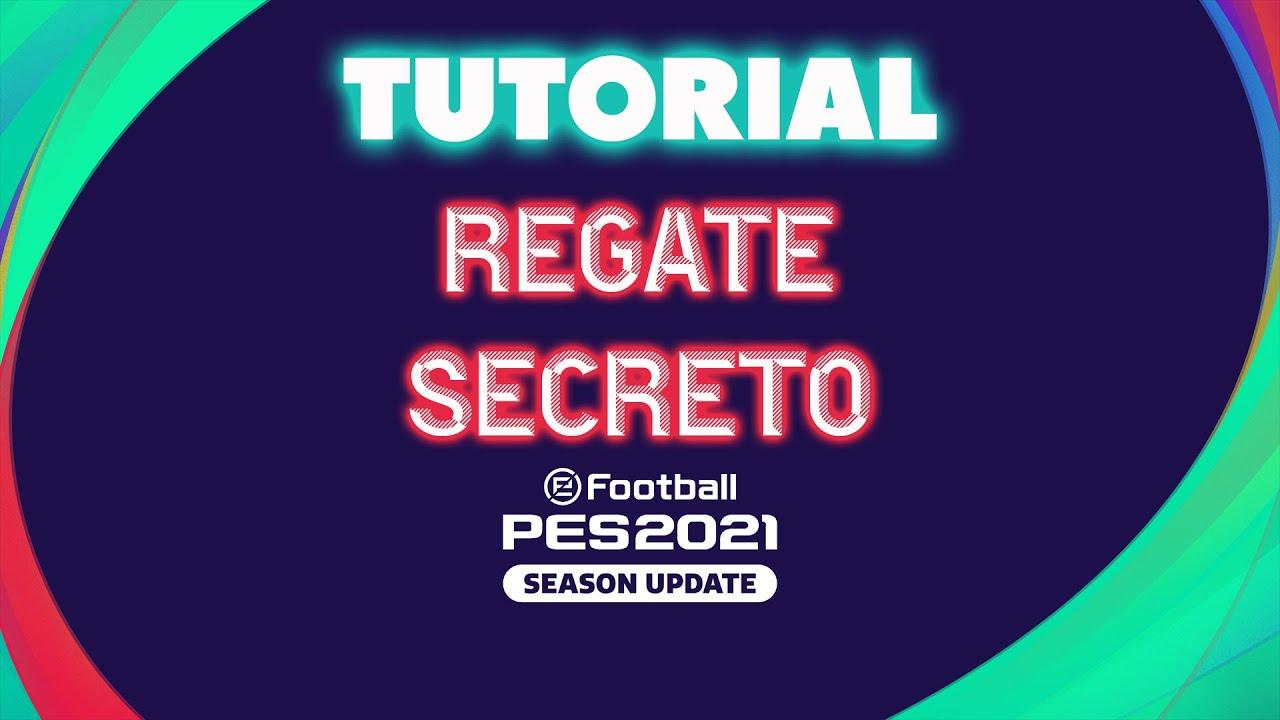REGATE SECRETO CHETADO ⚽🔥 | MINI TUTORIAL PES 2021 #shorts