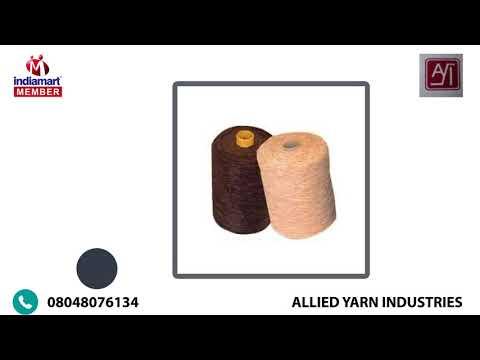 Industrial Yarns By Allied Yarn Industries, New Delhi