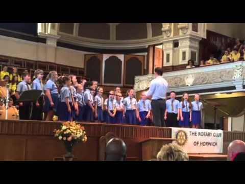 One Little Voice - The Oaks School Choir
