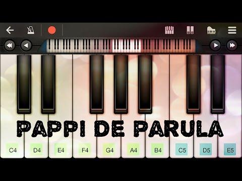 Pappi de parula piano(marathi song)