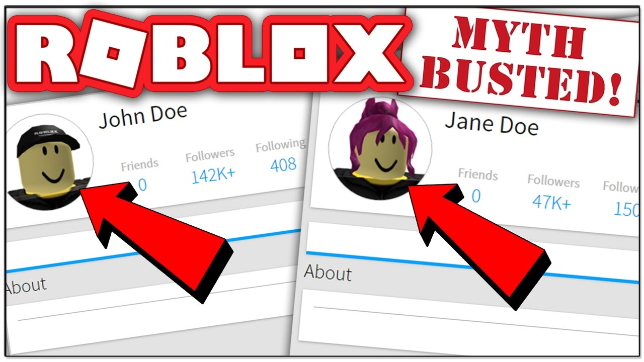 The Real Truth Behind John Doe And Jane Doe Roblox Not
