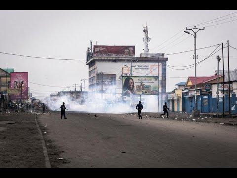 قتلى في الكونغو اثر احتجاجات ضد بقاء الرئيس بالسلطة  - نشر قبل 2 ساعة