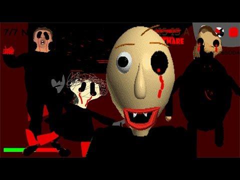 Baldi's Basics Horror Edition  