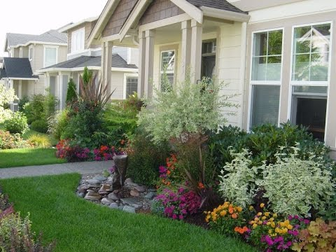 Simple And Beauty Front Garden Ideas Planning