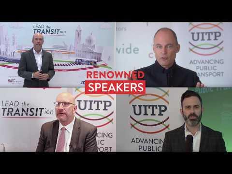 UITP: How we advance public transport