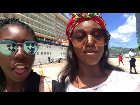 VLOG 6 | TRAVEL WITH ME | BAHAMAS, ST THOMAS, ST KITTS | AYOMIDEMXO