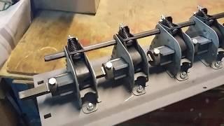 Высевающий аппарат в сборе с днищем для сеялки СЗ. Видео обзор запчастей к сеялкам.