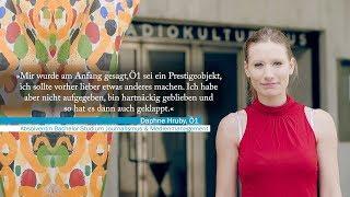 Journalismus studieren: AbsolventInnen erzählen ... mit Daphne Hruby