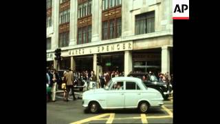 RR7650A UK BRITAIN'S ECONOMIC CRISIS